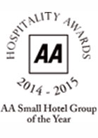 AA Small Hotel Group of the Year