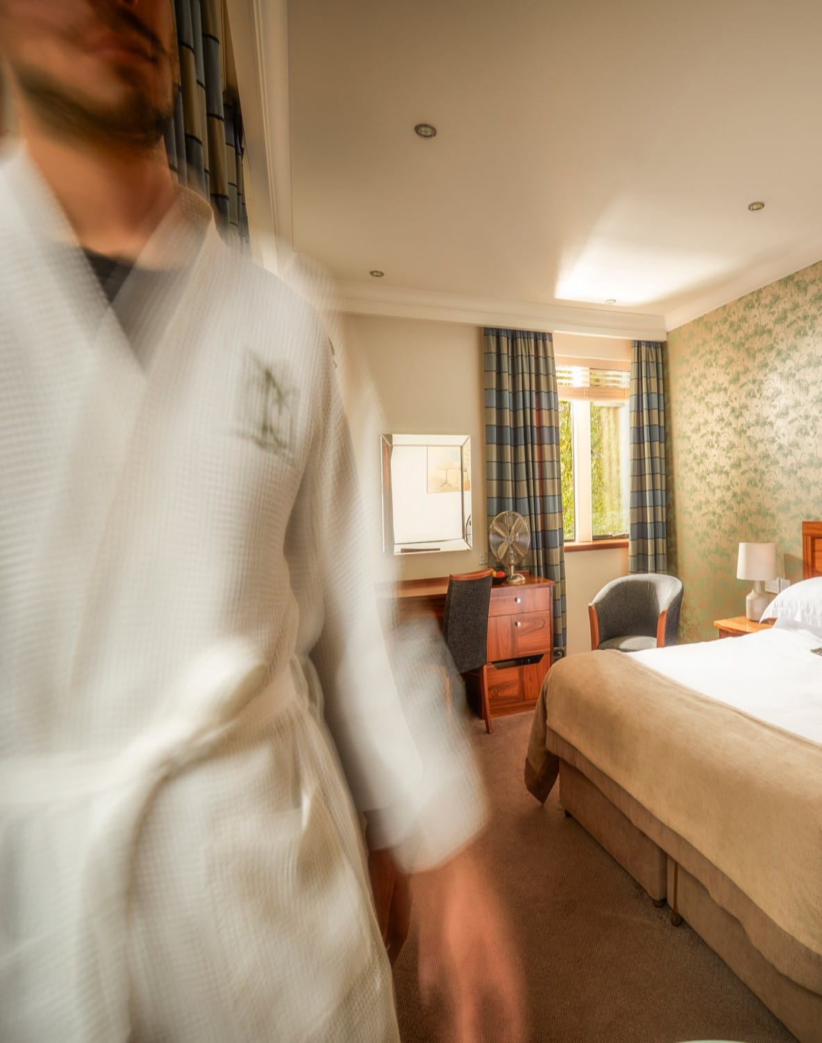 Double Room at Mallory Court
