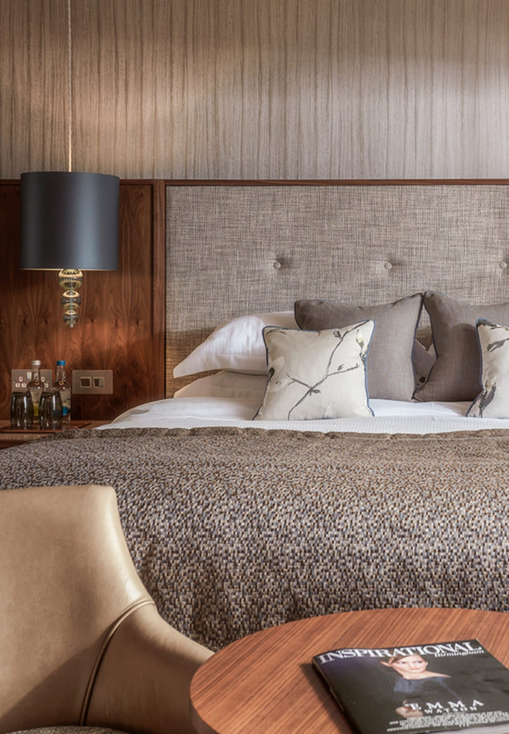 Luxury Hotel Rooms: Mallory Court Hotel And Spa