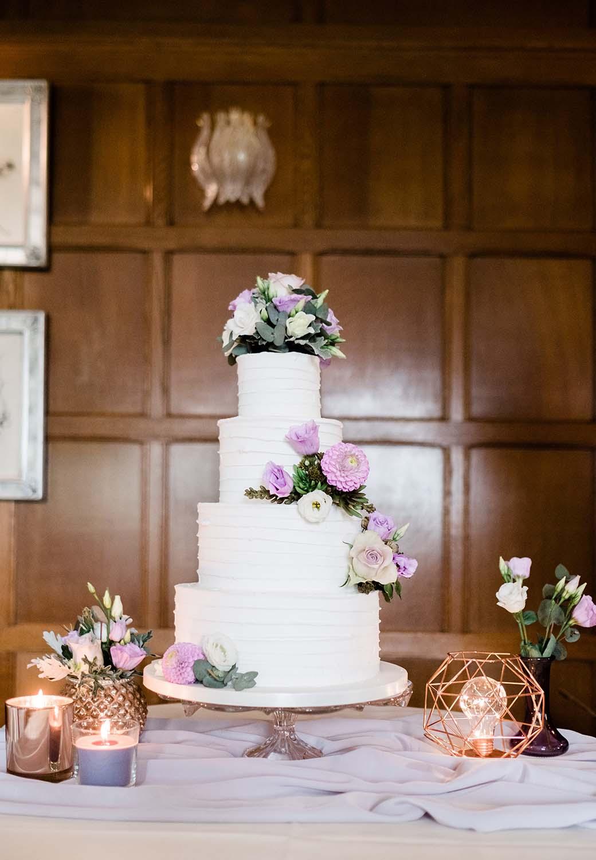 Wedding packages uk cake