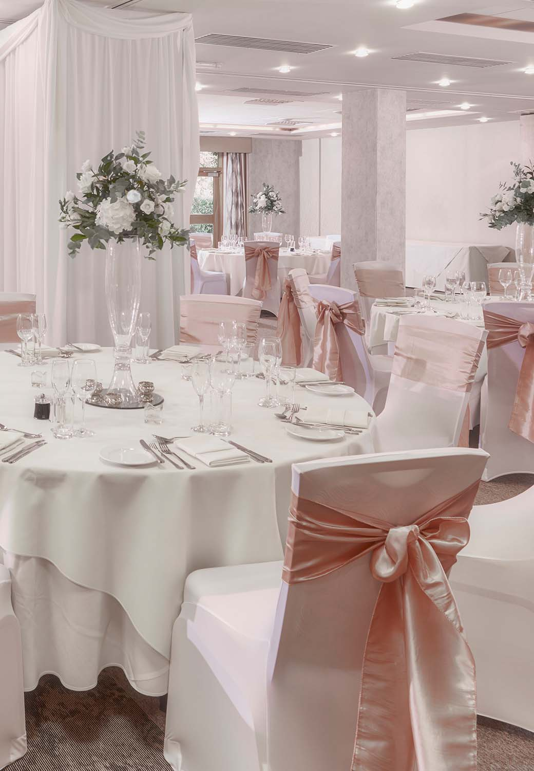 weddings at Mallory Court