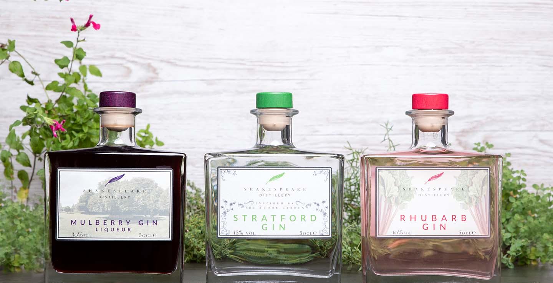 shakespeares gin
