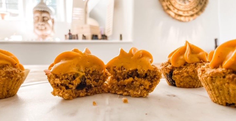 healthy breakfast muffin recipe